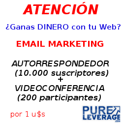 La mejor Suite de Marketing Online por 1 dolar